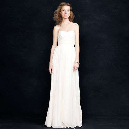 0ad2aae1dc8 J. Crew Arabelle Gown (Includes Flower Girl Dress) - Second Hand ...